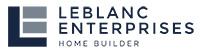 LeBlanc Enterprises Map Logo