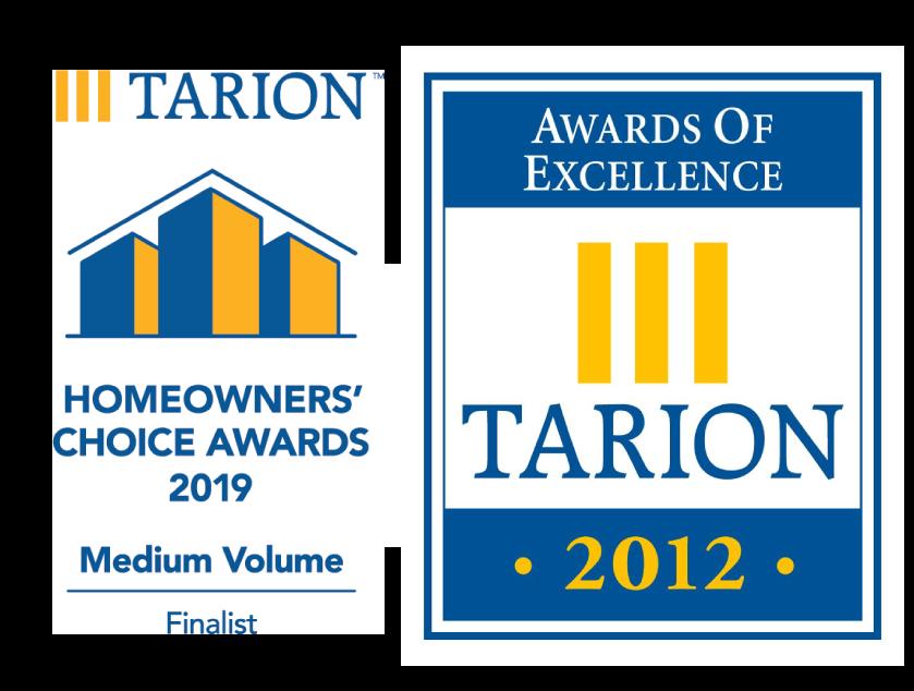 Tarion Home Warranty